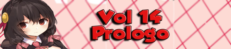 Konosuba Vol 14 Prologo